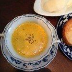 かぼちゃのスープ 秋の楽しみ その三