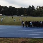 関東大学サッカーリーグ戦 応援に行ってきました!